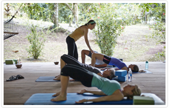 La Carolina Lodge, Yoga Retreat