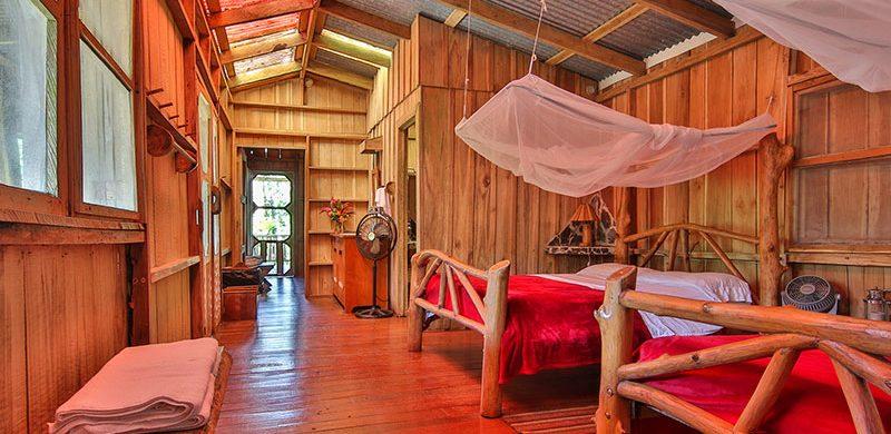 La Carolina Lodge, El Paso Fino